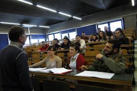 Studenti aula