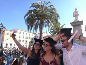 Laurea in piazza 2019